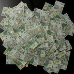 pieniądze - krajobraz