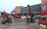 wyburzenia budynków